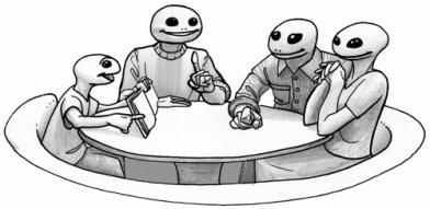 Pidapi : la table ronde des grenouilles parents-enfant-enseignant