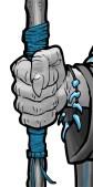 Papy Troll : main droite