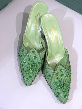 calçado couro
