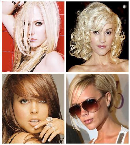 cantoras e estilistas