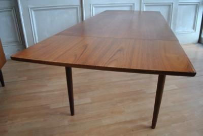 Parker Teak Extension Table