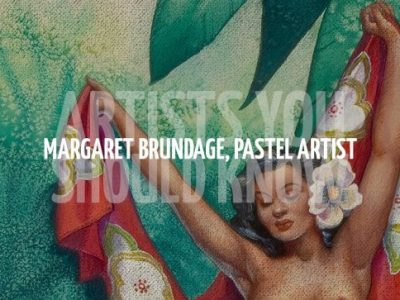 Artists you Should Know –  Margaret Brundage