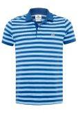 Camisa Polo Lacoste Jacaré Azul
