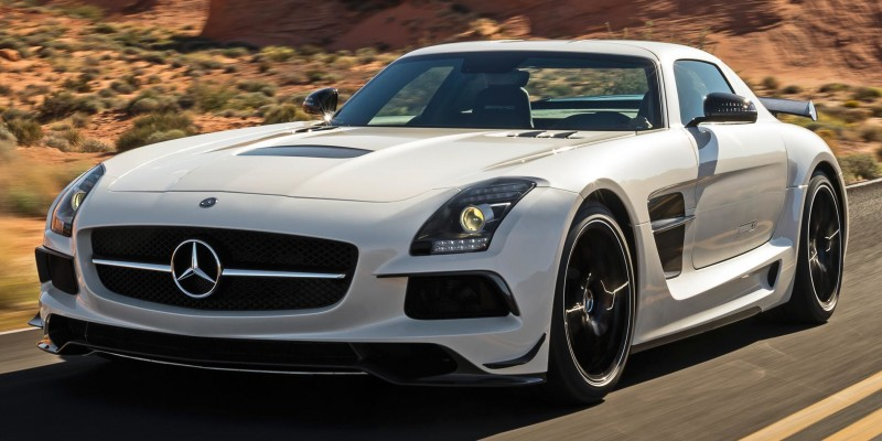 Mercedes-Benz-SLS-AMG-Coupe-Black-Series-Sports-Car