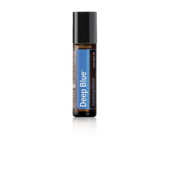 doTERRA deep blue roller bottle blend