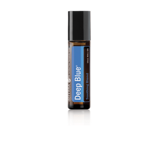 doTERRA deep blue roller bottle blend