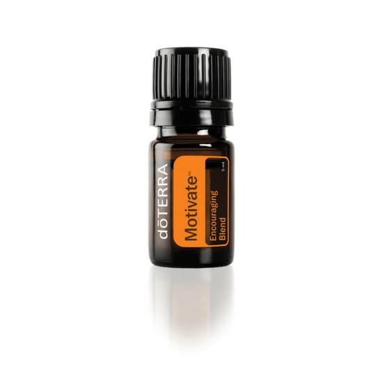 doTERRA motivate essential oil