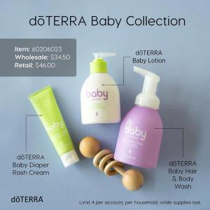 doterra baby collection