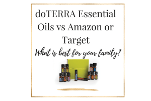 doterra essential oils vs amazon or target