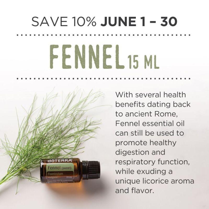 doterra fennel essential oil