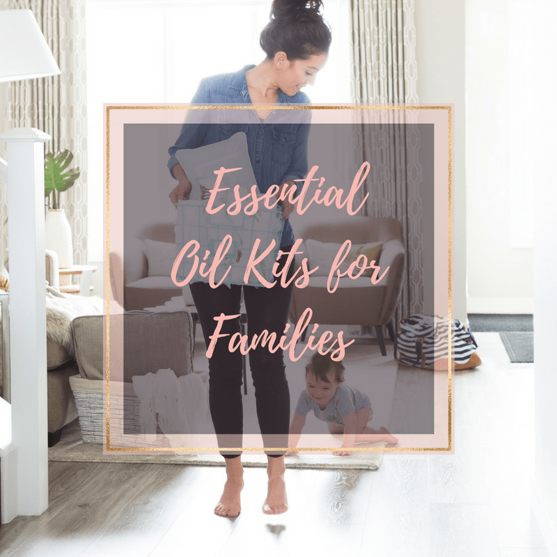 essential oil kits for families