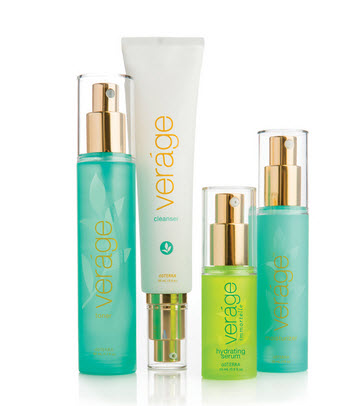 doterra verage skin care kit