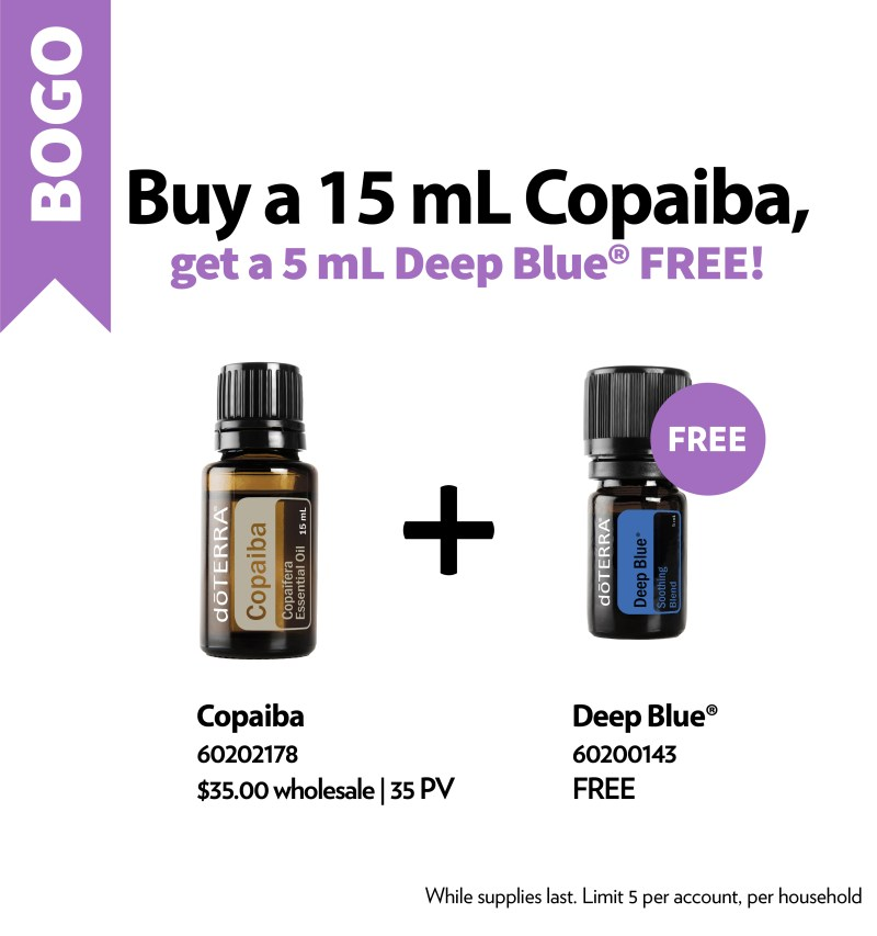 doterra bogo week - day 3