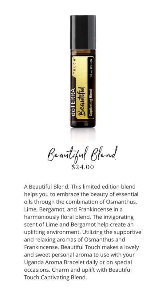 doterra beautiful blend