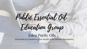 Public Essential Oil Education Group