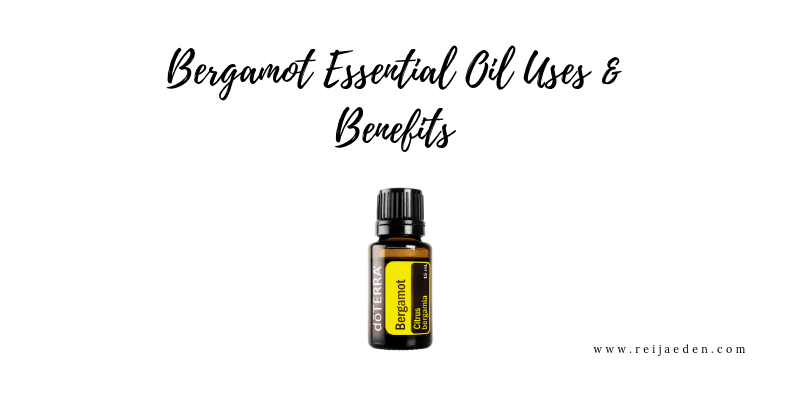 doTERRA bergamot essential oil uses and benefits