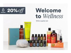 doterra essential oil discount