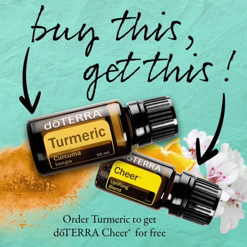 doTERRA BOGO offer July 2020