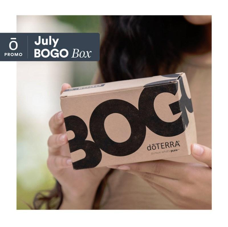 doTERRA BOGO box July 2020