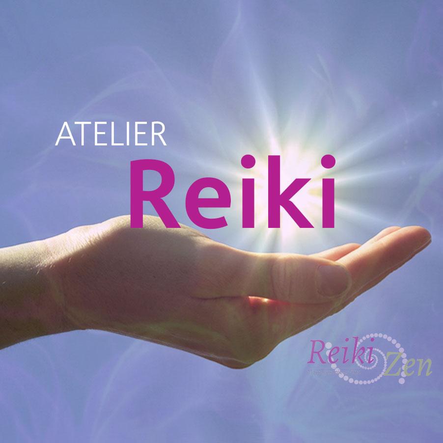 RZ-Atelier Reiki - Reiki Zen