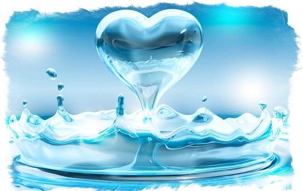 Заряженная вода Рейки
