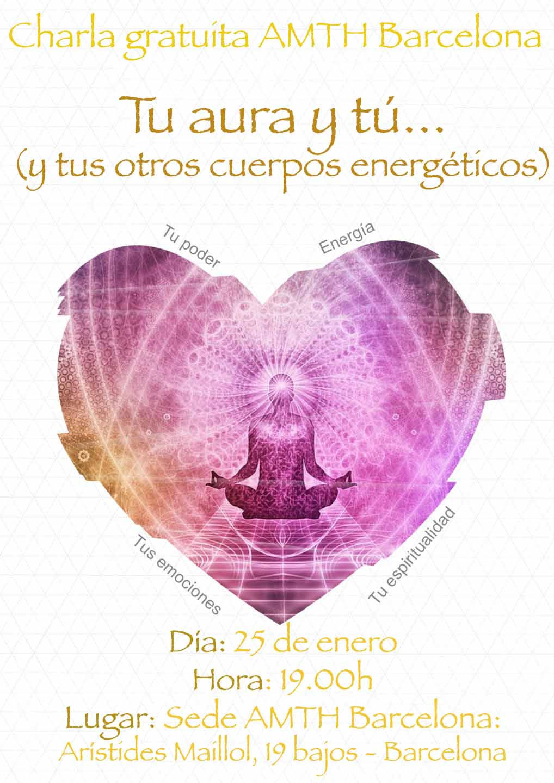 Tu aura y tú…(tus otros cuerpos energéticos)