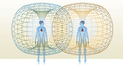 Heart's Electro-Magnetic Field and Reiki Healing