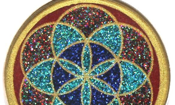 Sacred Geometry Pendants & Jewelry – Large Size