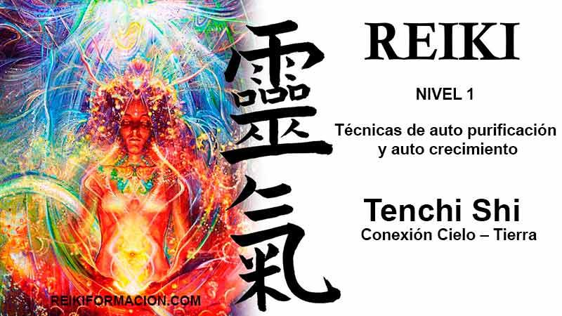 Tenchi Shi – Conexión Cielo – Tierra