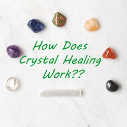 how does crystal healing work