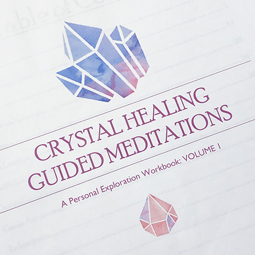 crystal healing ebooks