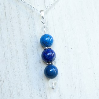 Gemstone Bead Pendants