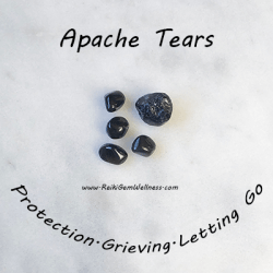 healing benefits of apache tears