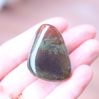 reiki charged bloodstone