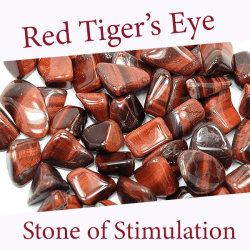 red tigers eye spiritual properties
