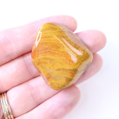 reiki charged yellow jasper