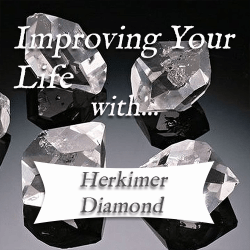 healing benefits of herkimer diamond