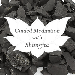 shungite guided meditation