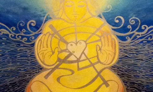 Healing, Meditation and Spirituality are Linked and Work Together