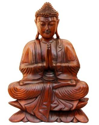 buddha gassho