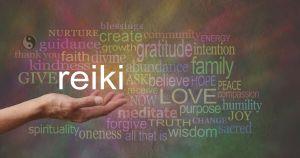 The reality of Reiki