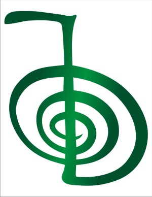 Cho Ku Rei - El símbolo de poder Reiki