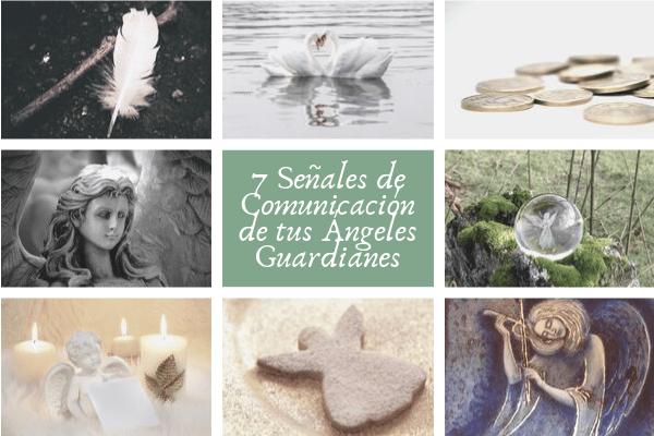 7 Señales de Comunicación de tus Ángeles Guardianes