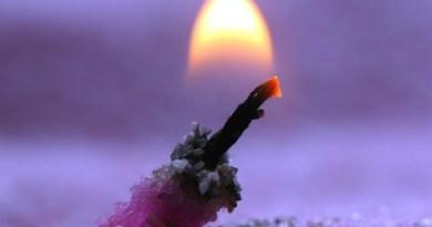Reiki y sanación con velas
