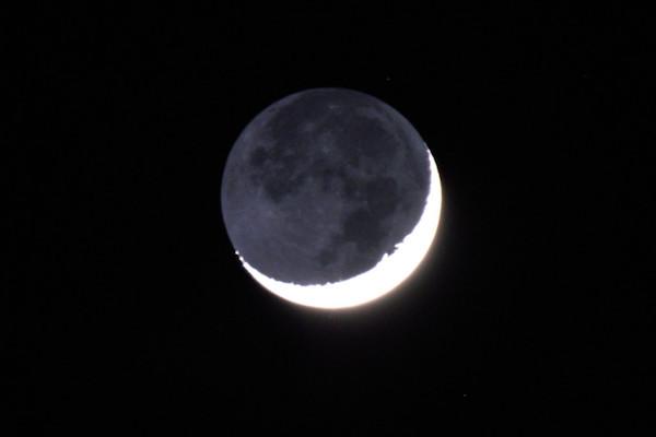Ritual de luna nueva para la Salud, el amor y el dinero