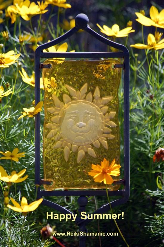WRSH Happy Summer, ©Rose De Dan www.reikishamanic.com