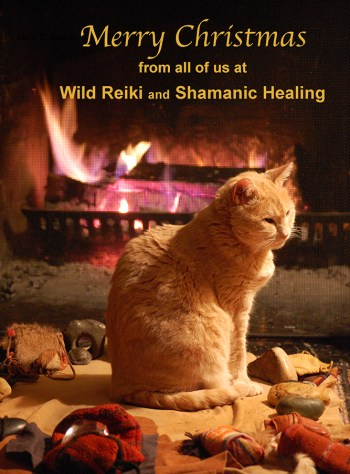 Merry Shamanic Christmas, ©Rose De Dan www.reikishamanic.com