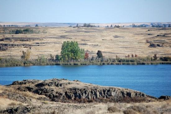 Rest Area Eastern WA, ©Rose De Dan www.ReikiShamanic.com