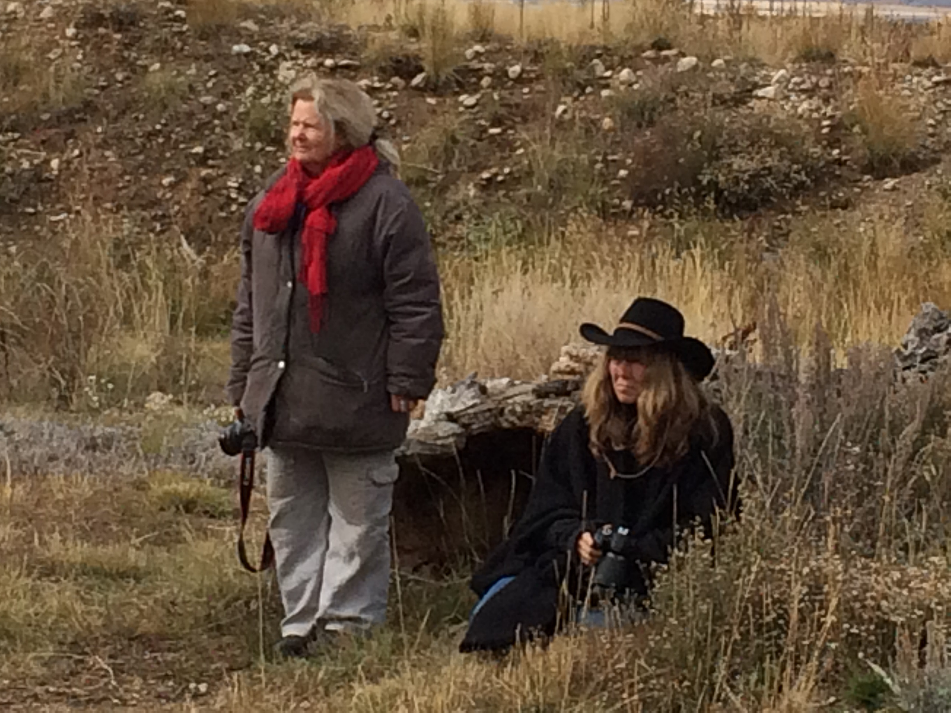 A Passion For Wildlife: Interview With Susan Eirich, Earthfire Institute