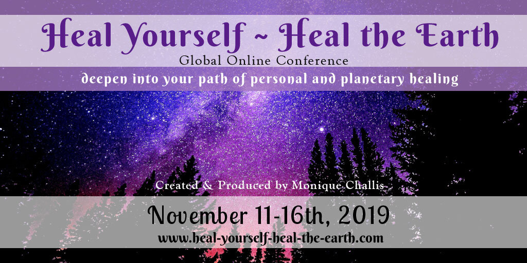 Invitation To Heal Yourself, Heal The Earth Conference